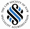 Accredited specialists